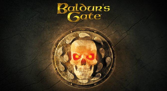 Baldur's Gate på iPhone