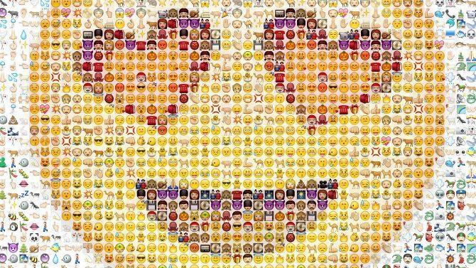 emojli socialt nätverk med bara emojis