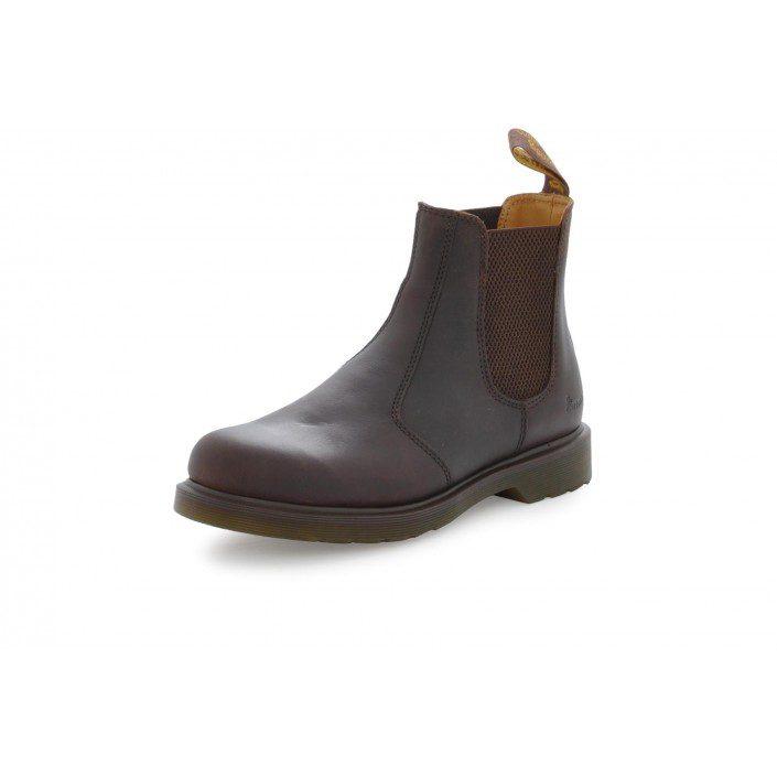 Chelsea Boots Dr Martens brun
