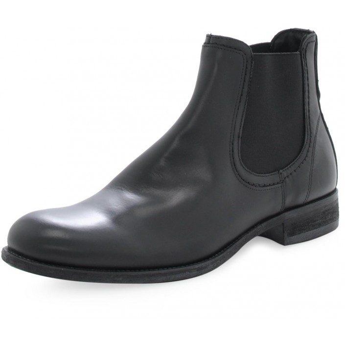 Chelsea boots henri lloyd svart