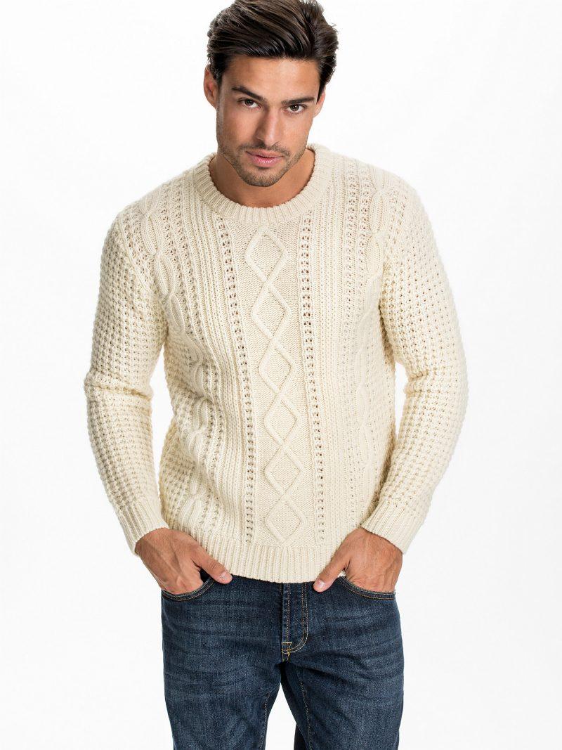 Stickade tröjor höst 2014 GANT