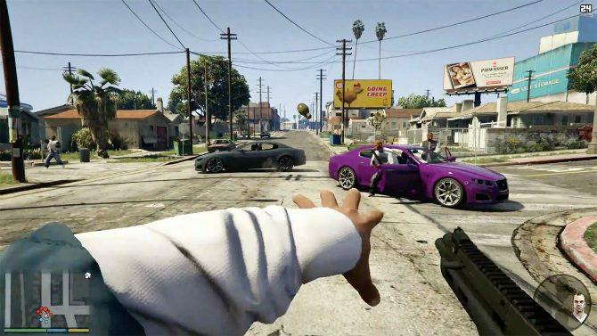 GTA V på Xbox One