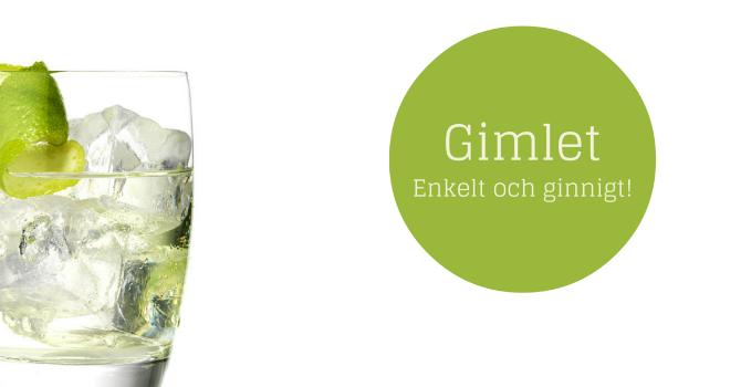 Gimlet drink recept