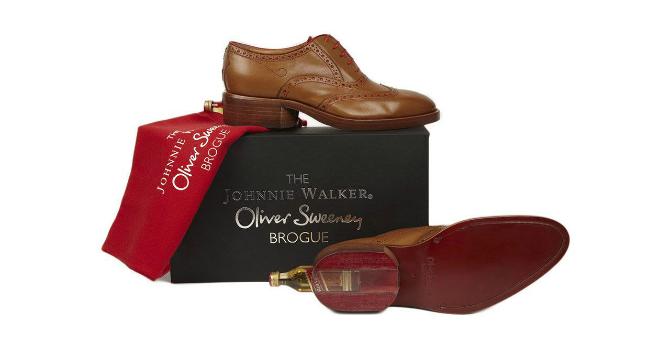 Johnnie Walker skor