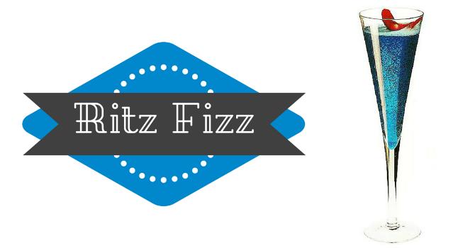 Ritz fizz recept champagnedrink