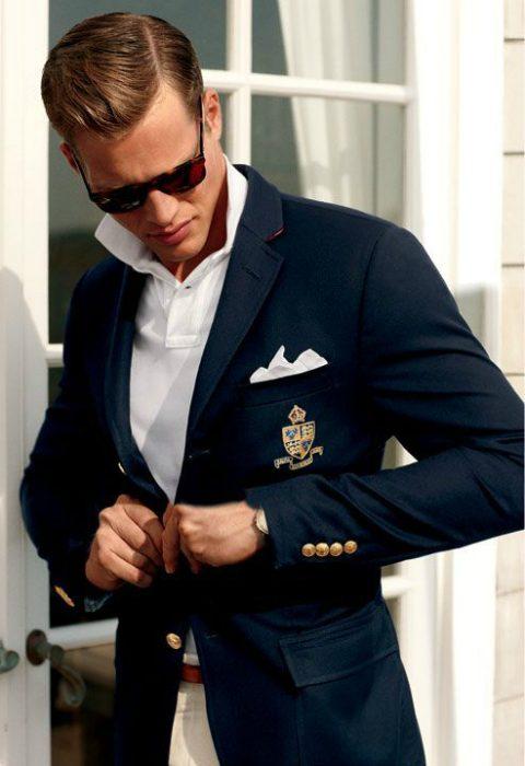 high end otrohet kostym