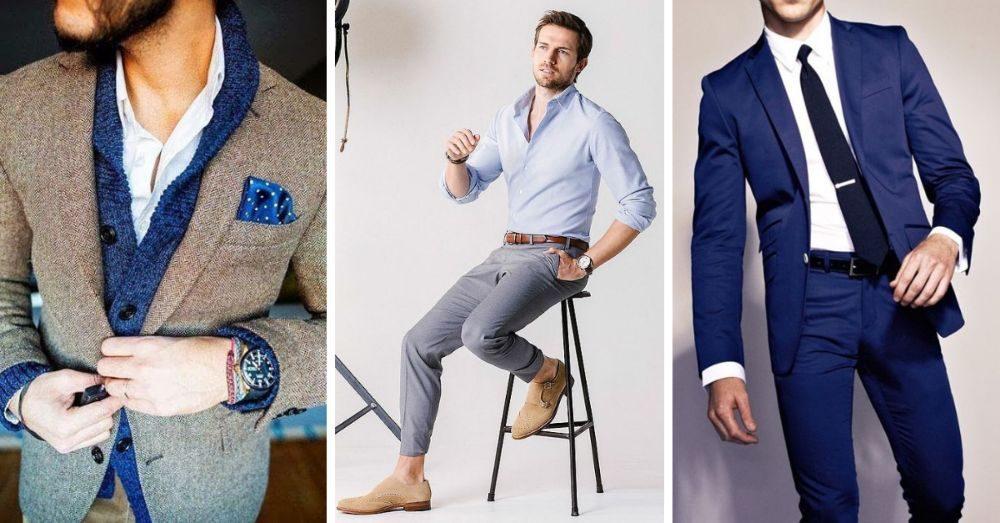 Vad ska man ha för kläder på arbetsintervju?