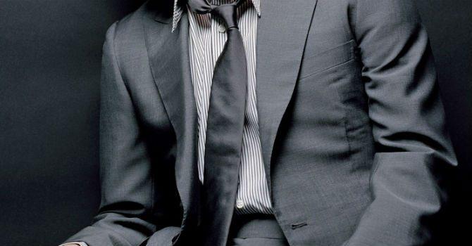 Hur viker man en kostym