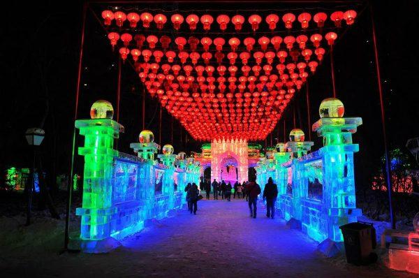 Kinas isfestival
