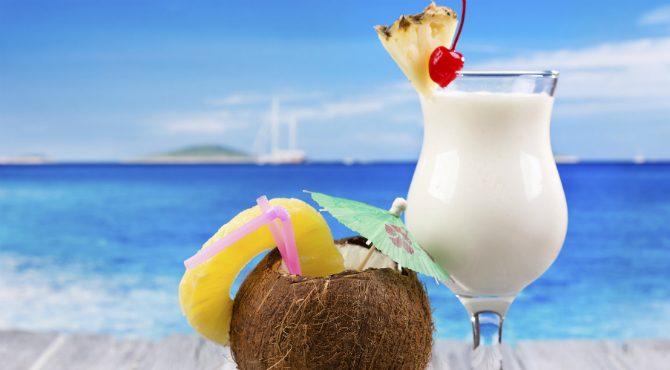 Piña Colada recept drink