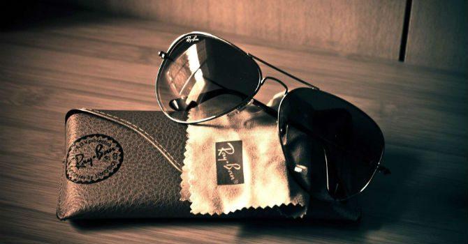 Varför är solglasögon så dyra