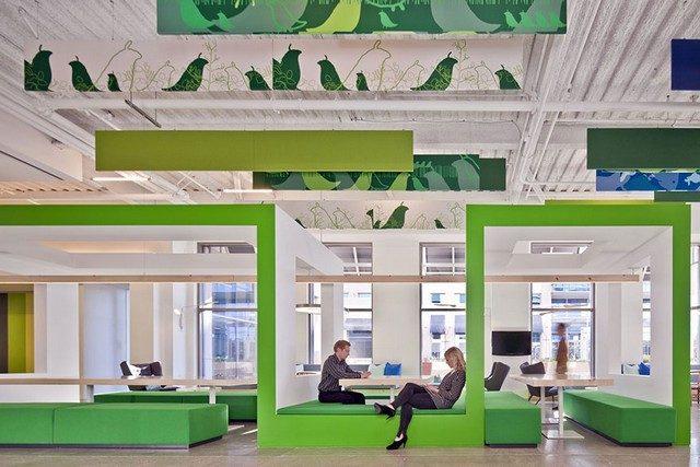 häftiga kontor 4