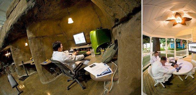 världens häftigaste kontor 3