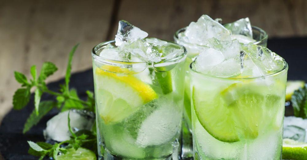 Caipirinha drink recept