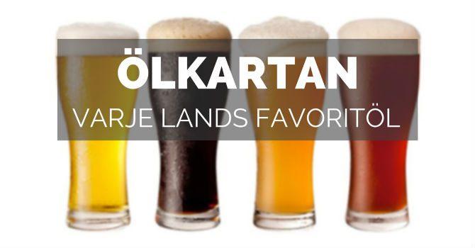 mest sålda ölen i världen