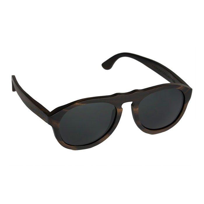 Solglasögon i trä carl oaks 1