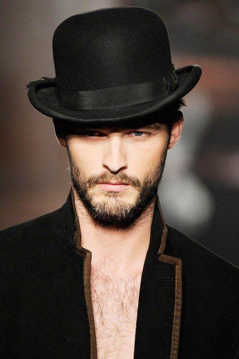 vilken hatt passar mig bowlerhatt