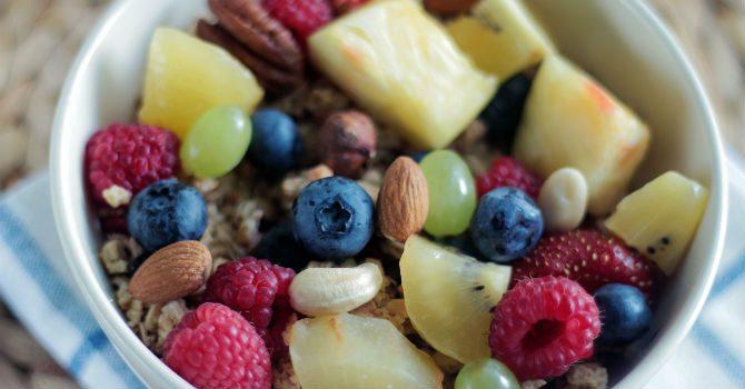 Mat som stärker immunförsvaret