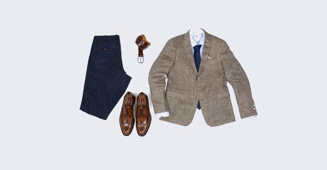outfit för jobbintervju