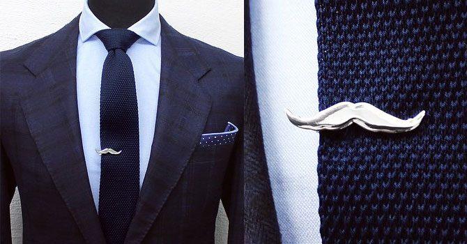 Snygga slipsnålar
