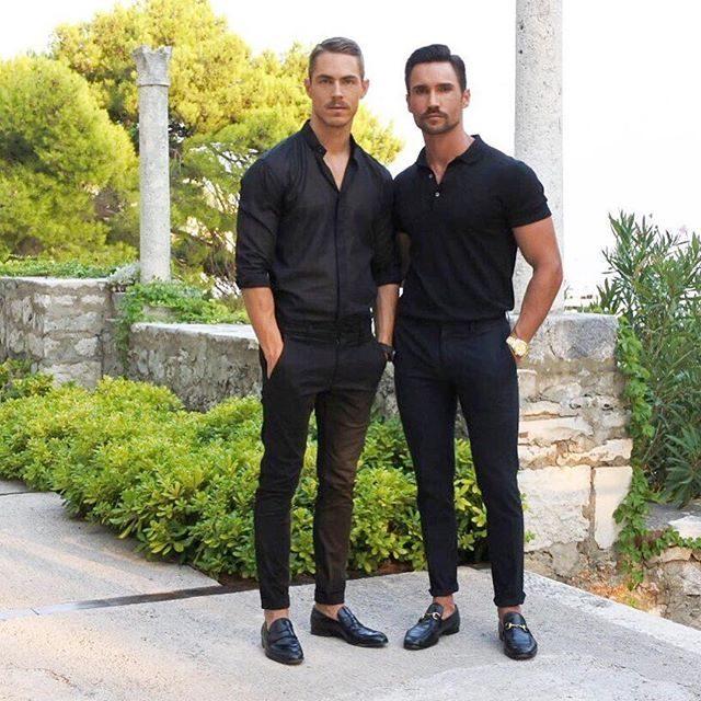 hur kan man se längre ut svarta kläder