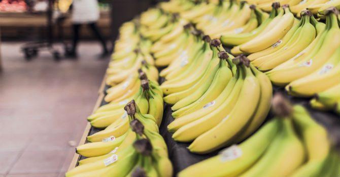 Bra Att Äta När Man Är Bakfull banan