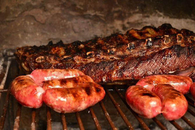 Hur grillar man kött