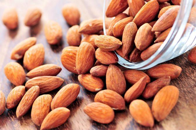mat som ökar sexlusten nötter