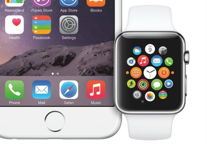 Apple watch recension 3