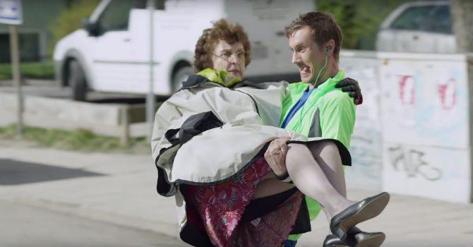Håll Formen Med Ola Forsmed