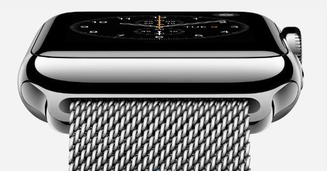 apple watch recension