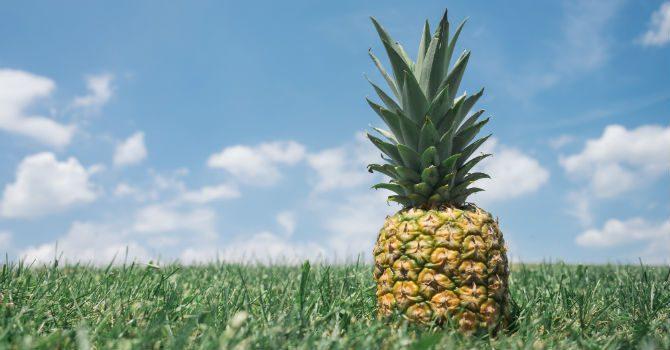 är ananas nyttigt
