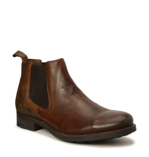 bruna chelsea boots man