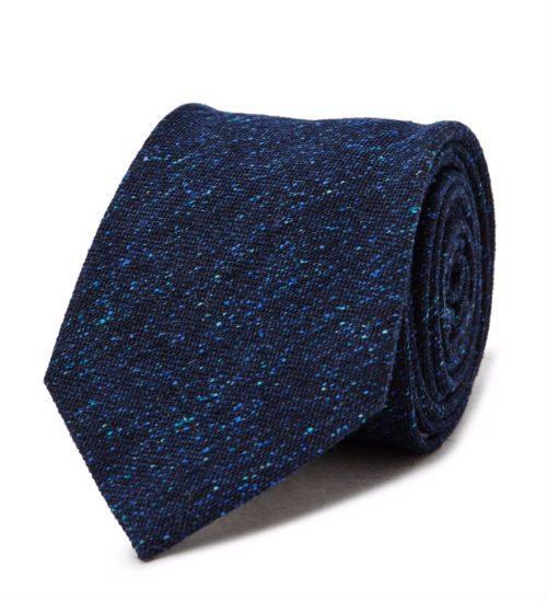 grov slips blå
