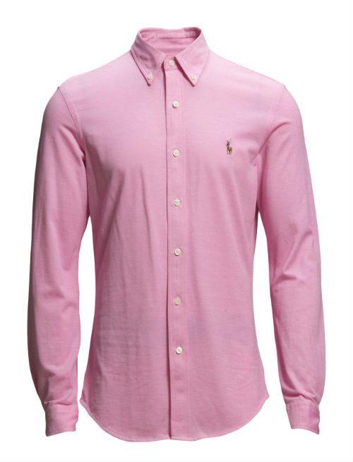 rosa ralph lauren skjorta