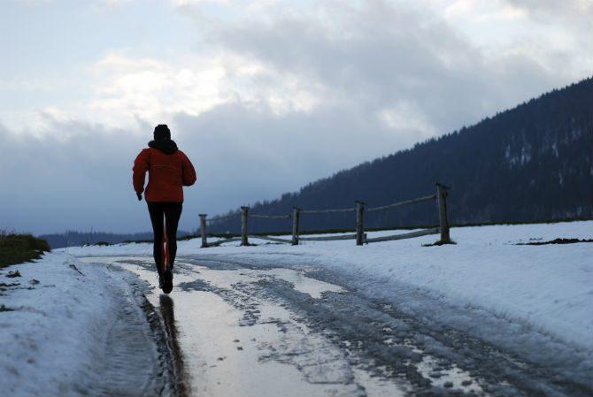 Kläder För Vinterträning