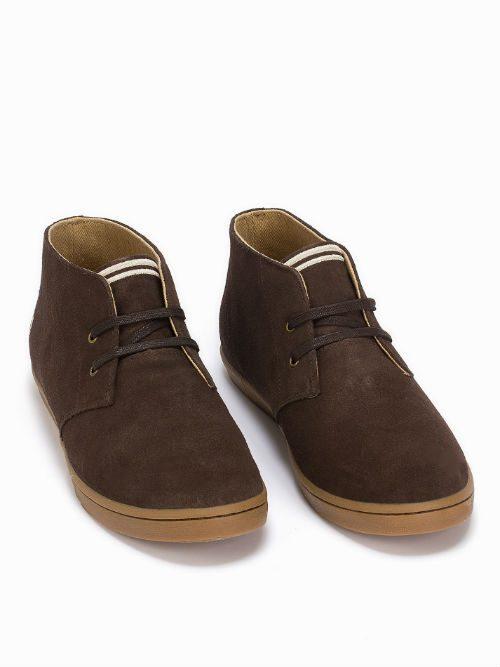 bruna mocka sneakers