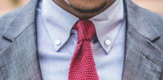 olika typer av slipsar