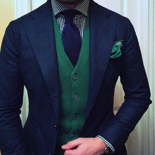 Färger Som Passar Till Grönt blått