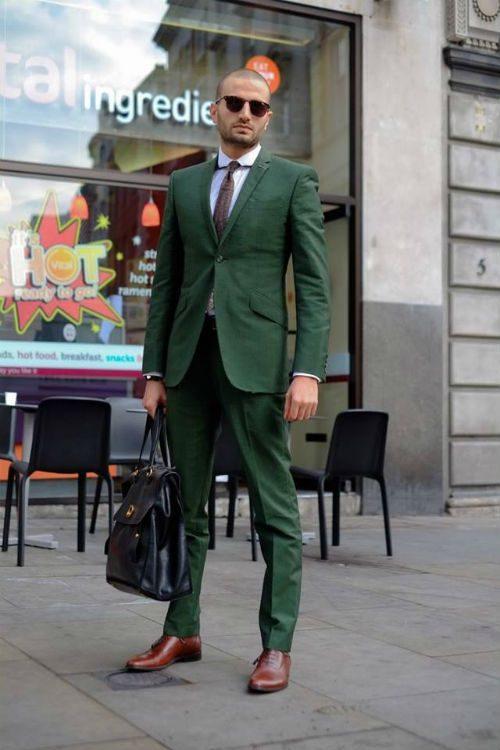 Färger Som Passar med Grönt