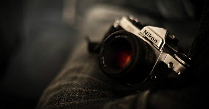 Nikon Levererar Julklappar