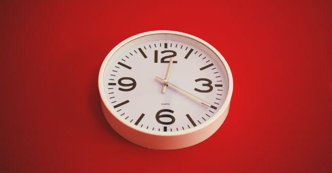 Varför Är En Timme 60 Minuter?