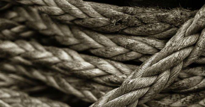 Träna med rep