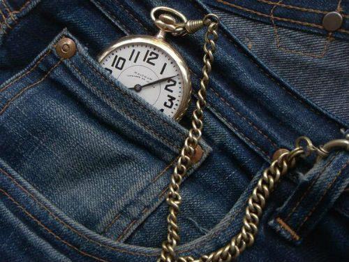 Vad Är Den Lilla Fickan På Jeans Till För
