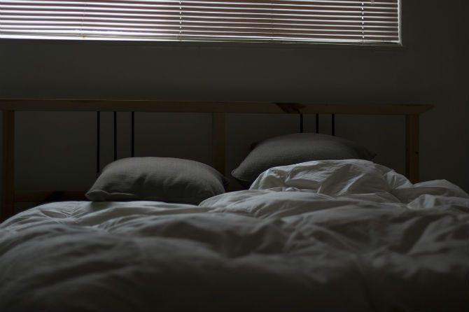 fördelar med att sova naken värme