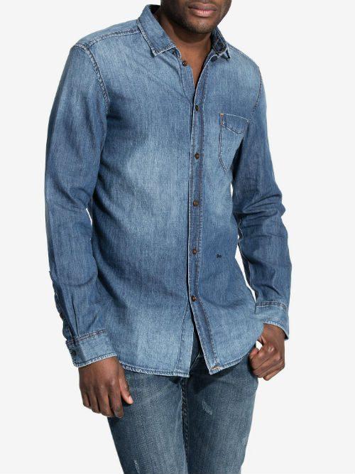 jeansskjorta diesel