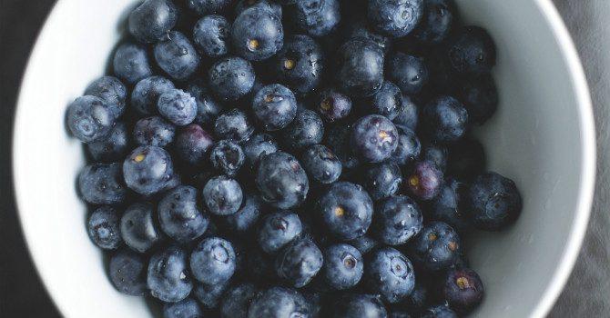 Är blåbär nyttigt