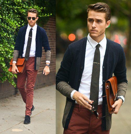 matcha slipsen snyggt byt kavaj mot kofta 2