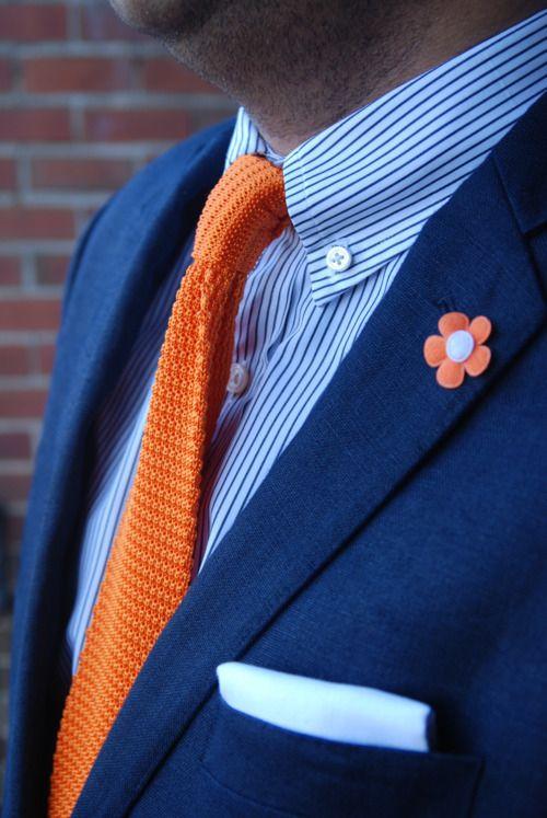 färg på slips