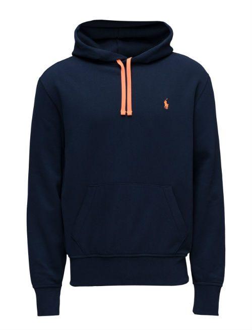 ralph lauren marinblå hoodie herr 2016